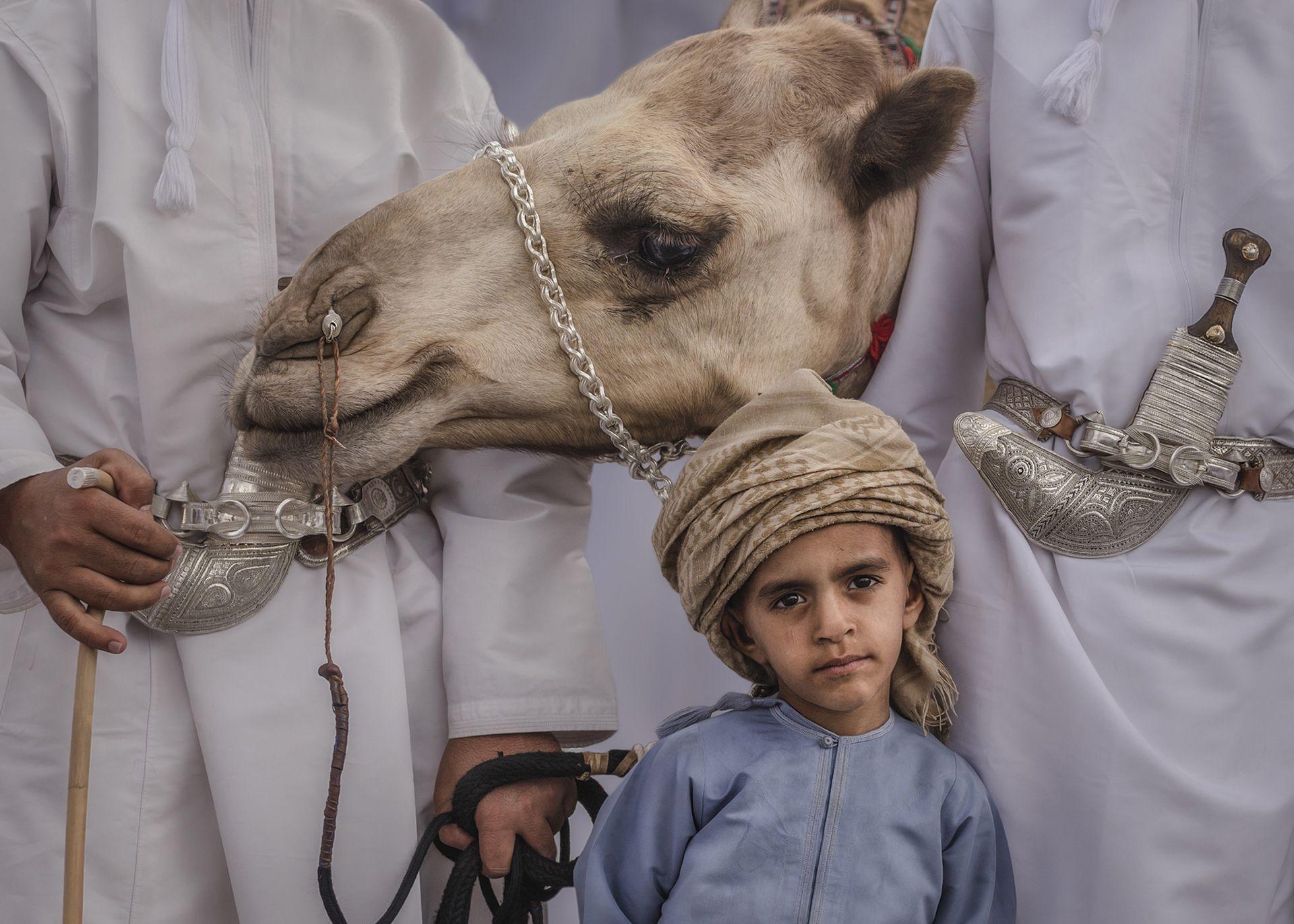 The Bedouin Boy