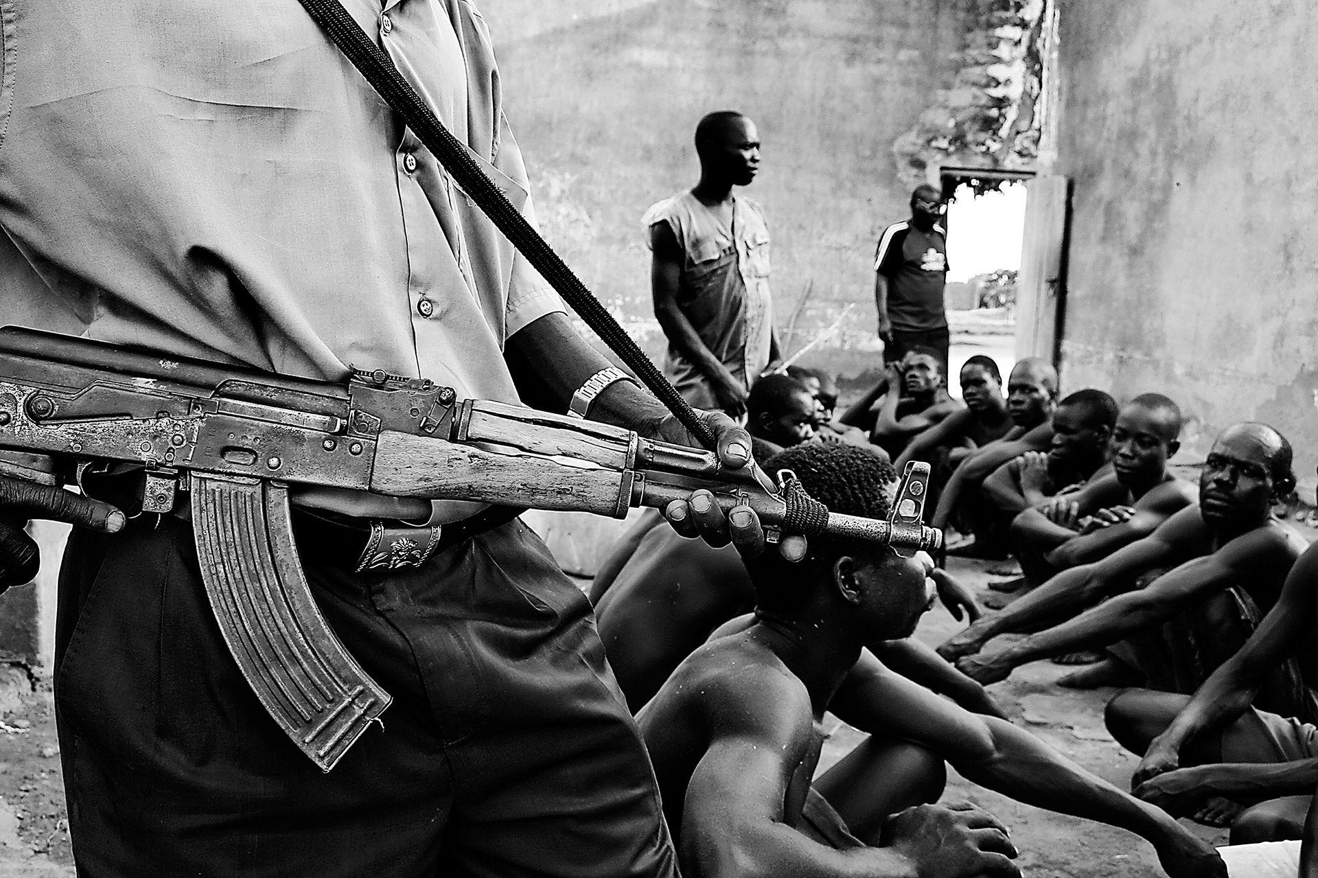 Guerriglieri Prigionieri