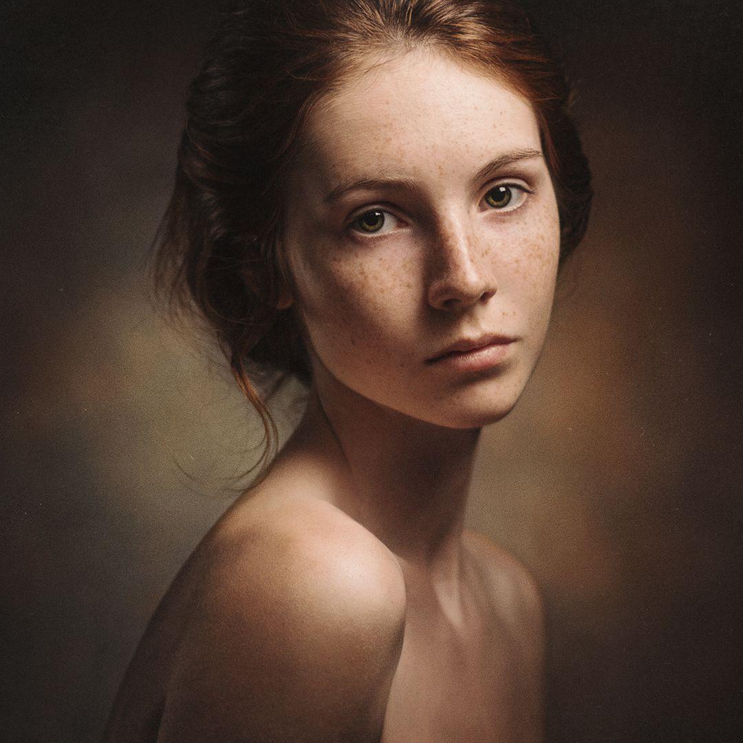 Portrait of Anastasiia
