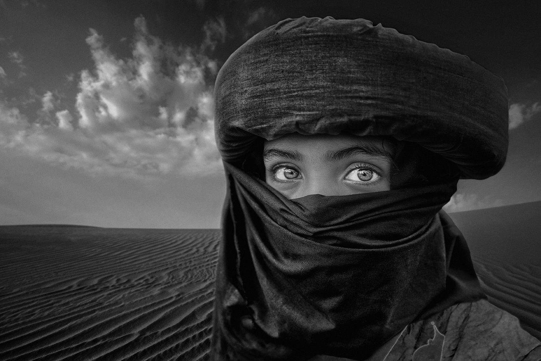 Desert kid