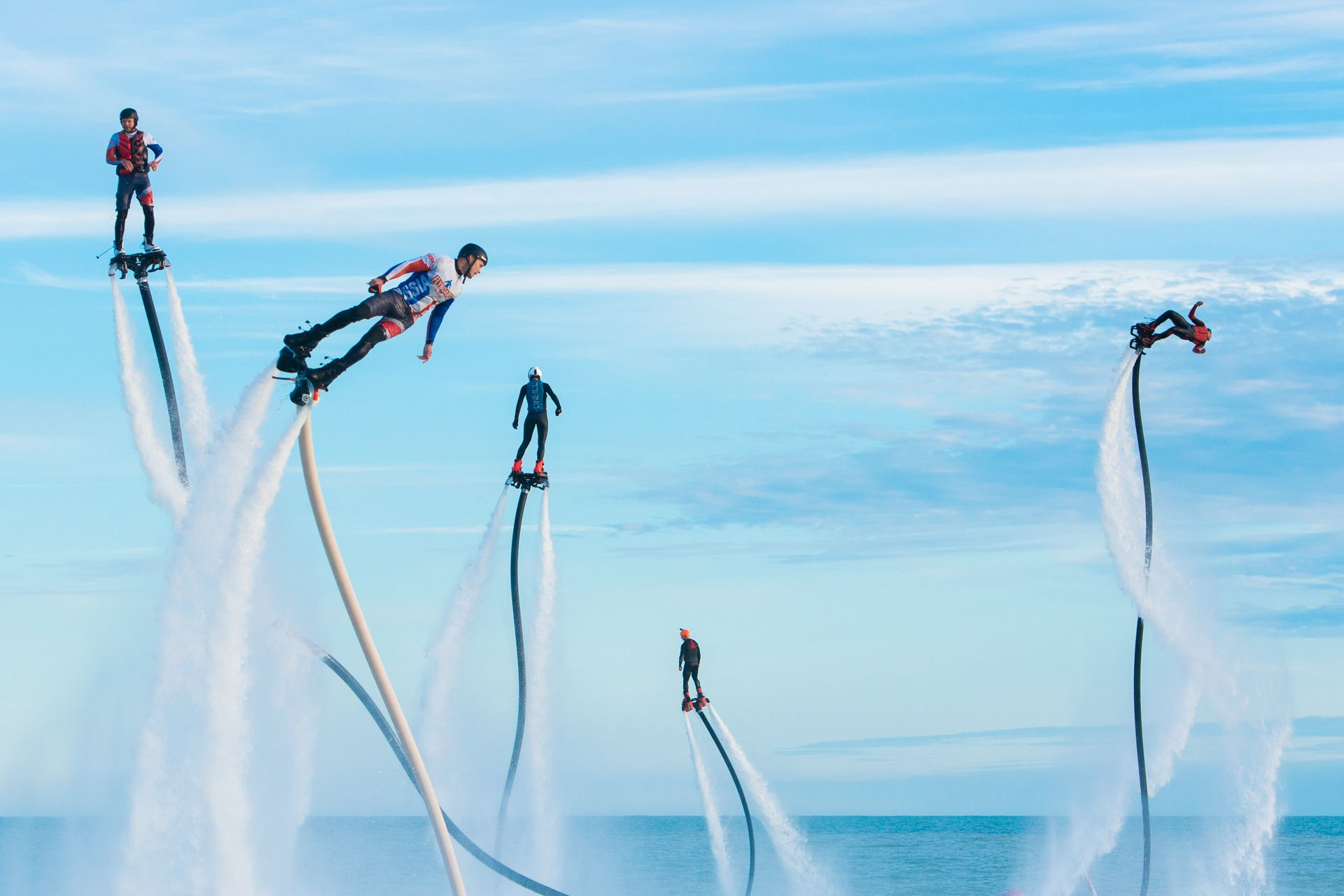 Flyboard record