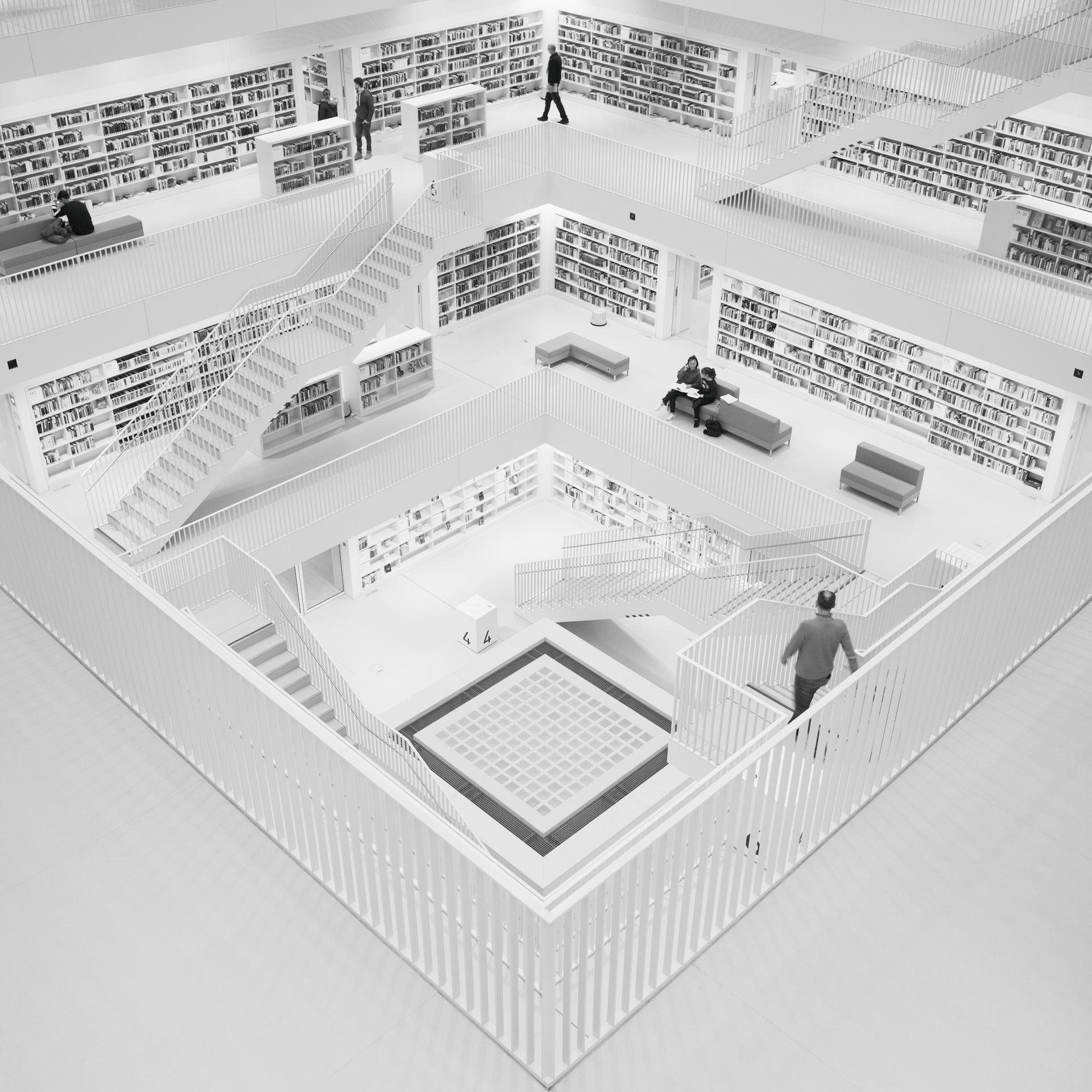 inside the cube III