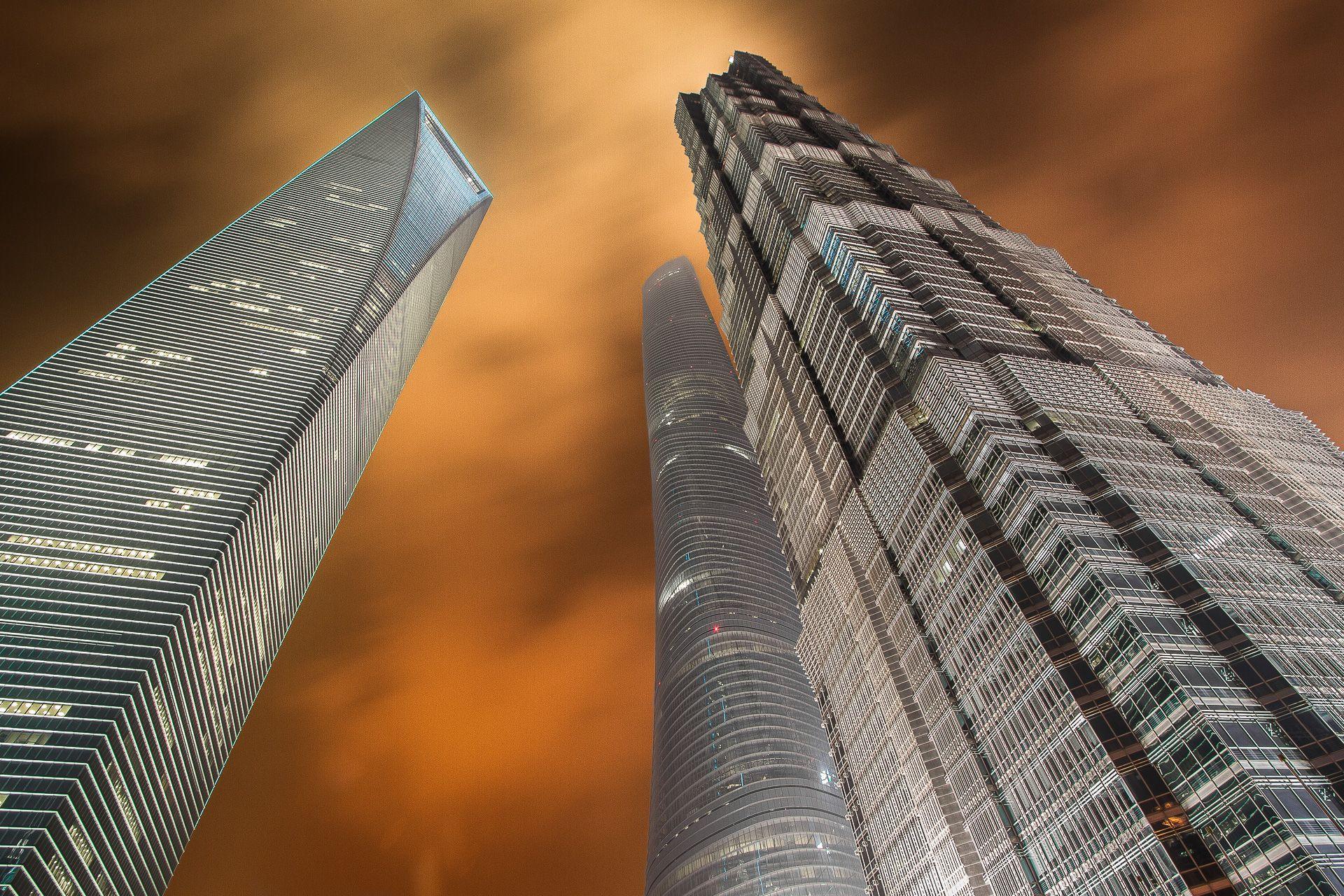 I colossi di Shanghai