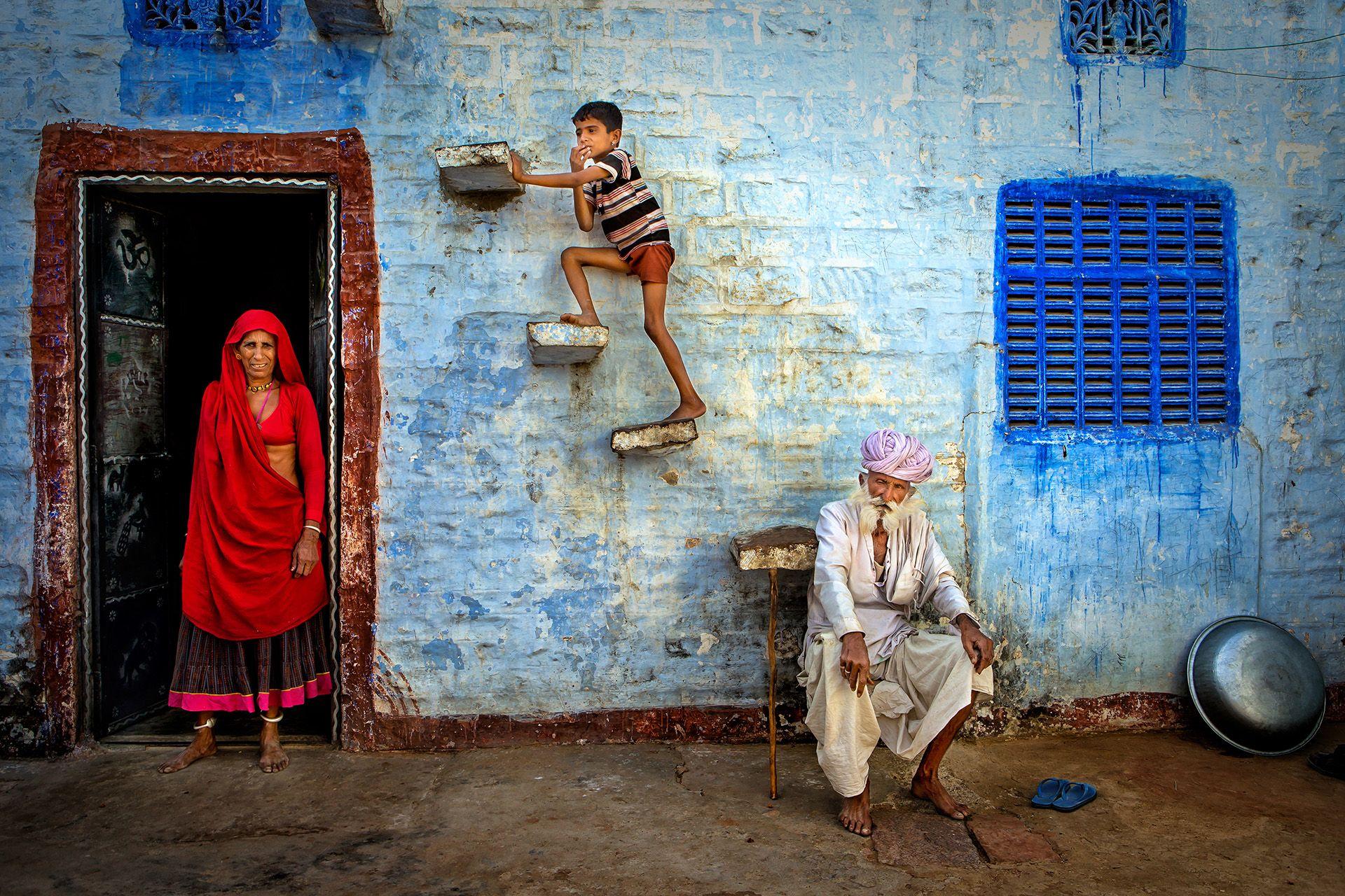 Jodhpur family