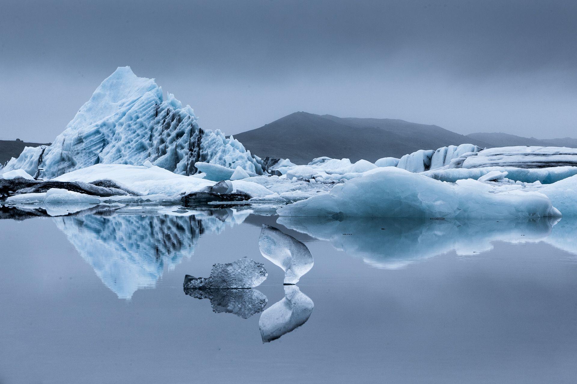 Melting Iceland
