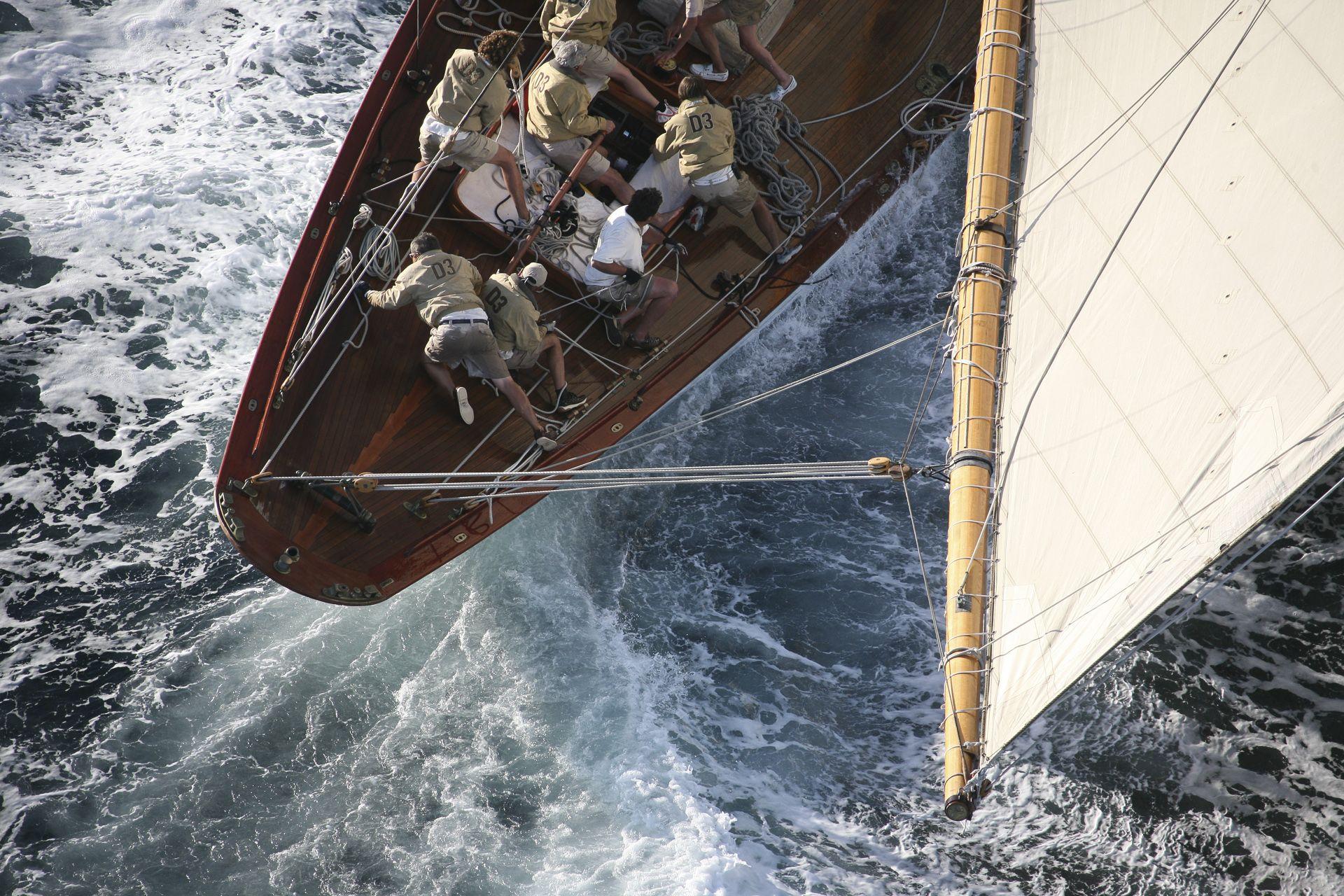 Le vele di Saint Tropez