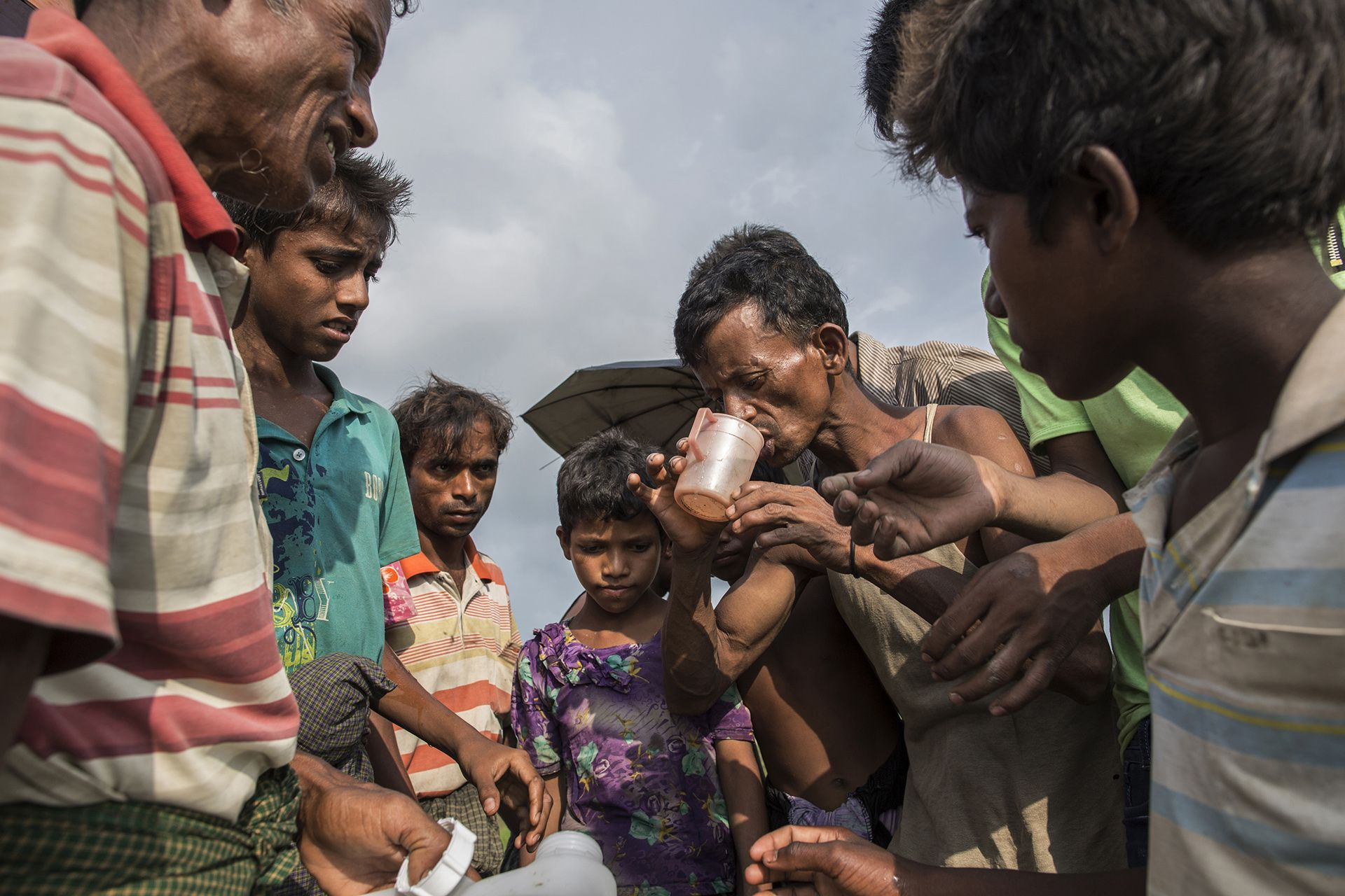 The Rohingya Exodus - 5