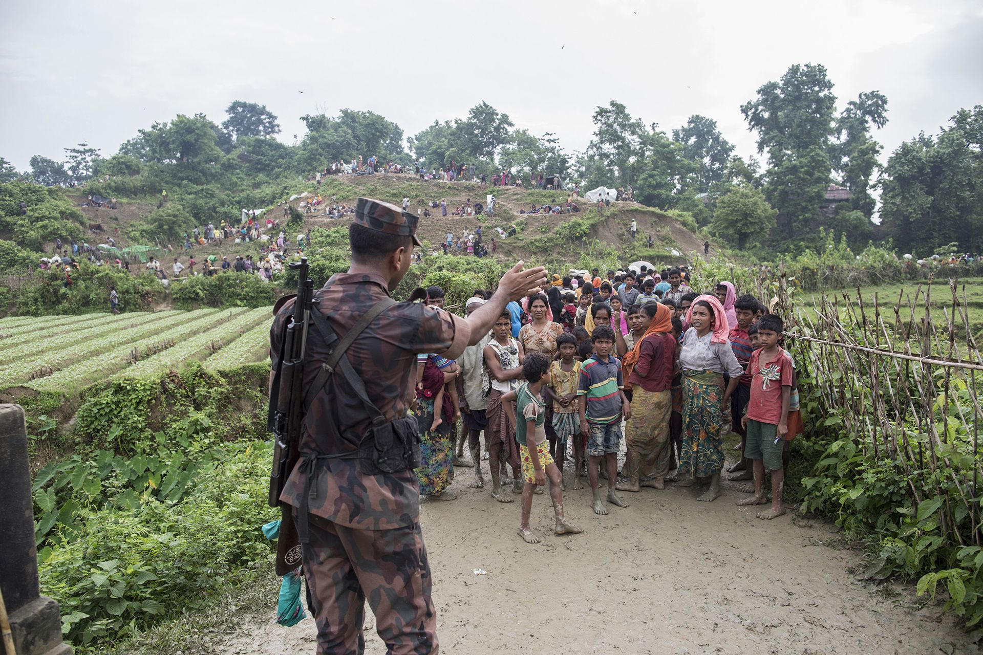The Rohingya Exodus - 6