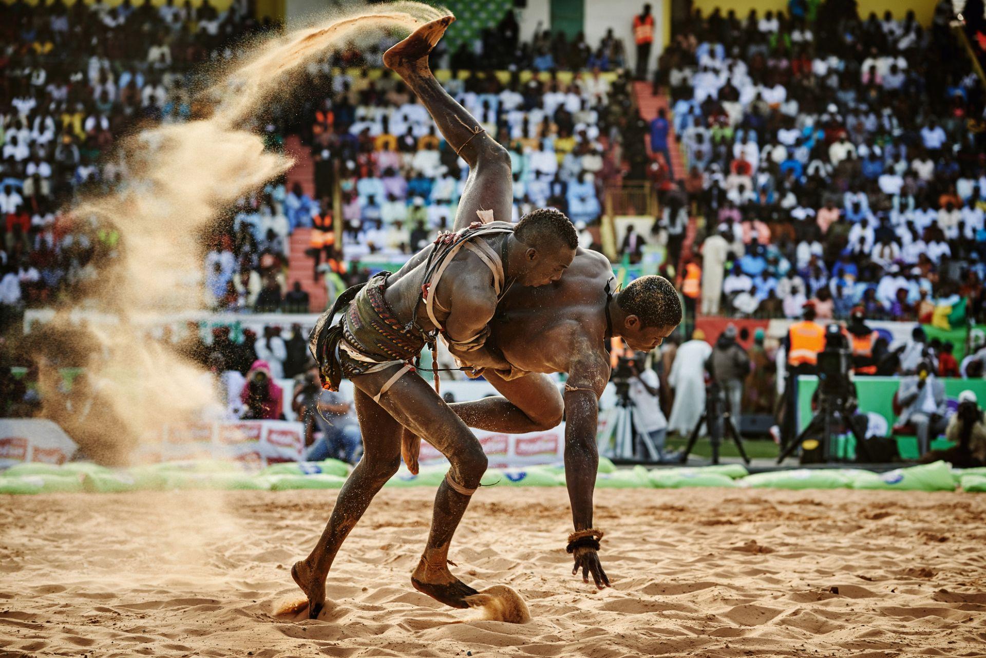 The Gris Gris Wrestlers of Senegal - 7