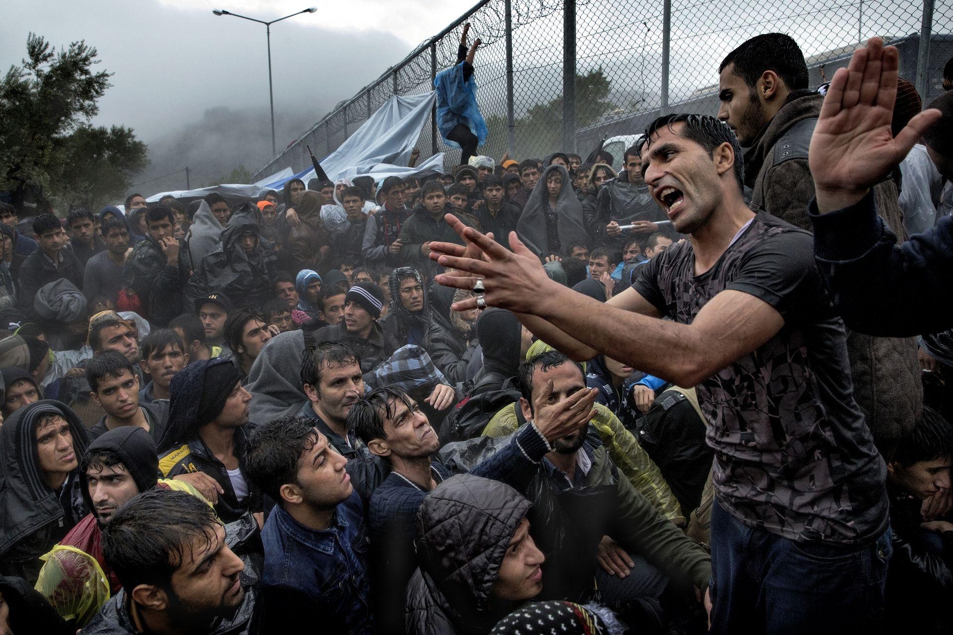 Refugee stream - 3