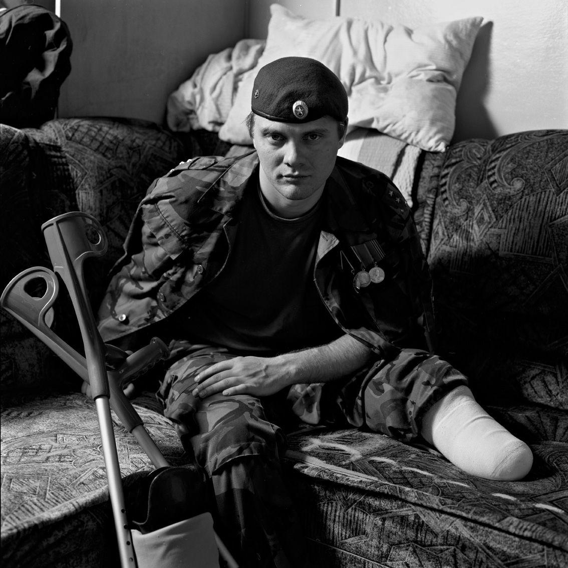 VETERANS OF SPETSNAZ: PORTRAITS OF SECRET SOLDIERS - 6