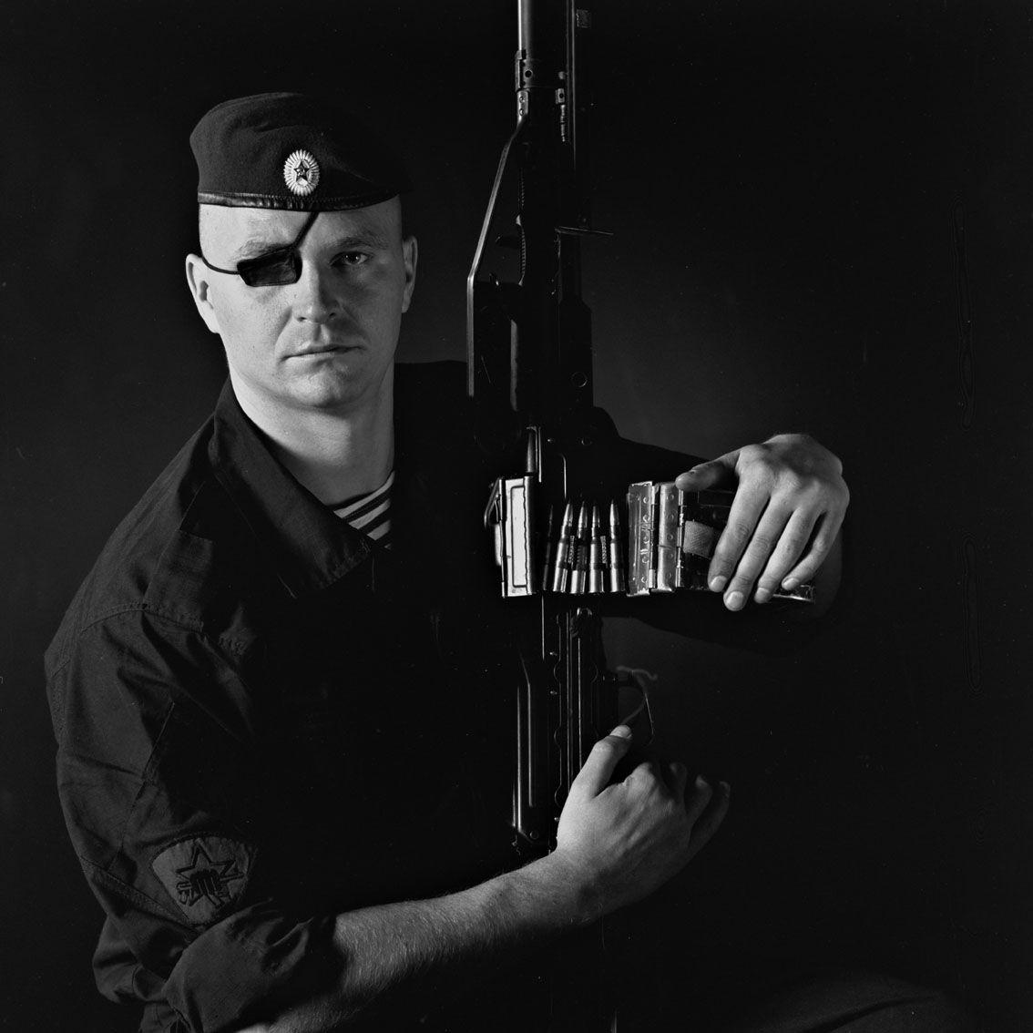 VETERANS OF SPETSNAZ: PORTRAITS OF SECRET SOLDIERS - 8