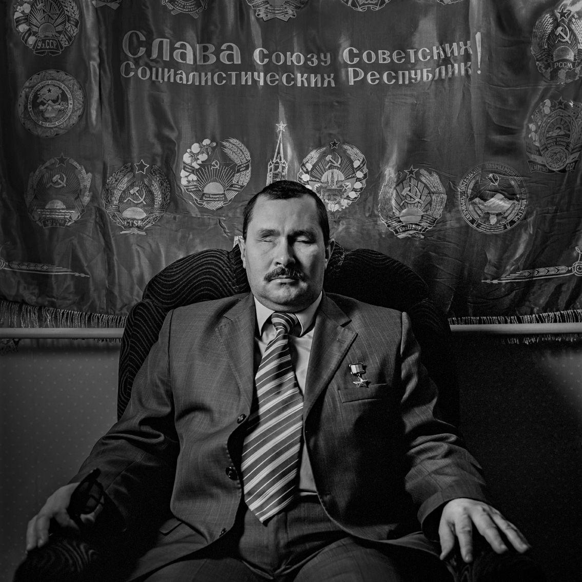 VETERANS OF SPETSNAZ: PORTRAITS OF SECRET SOLDIERS - 5