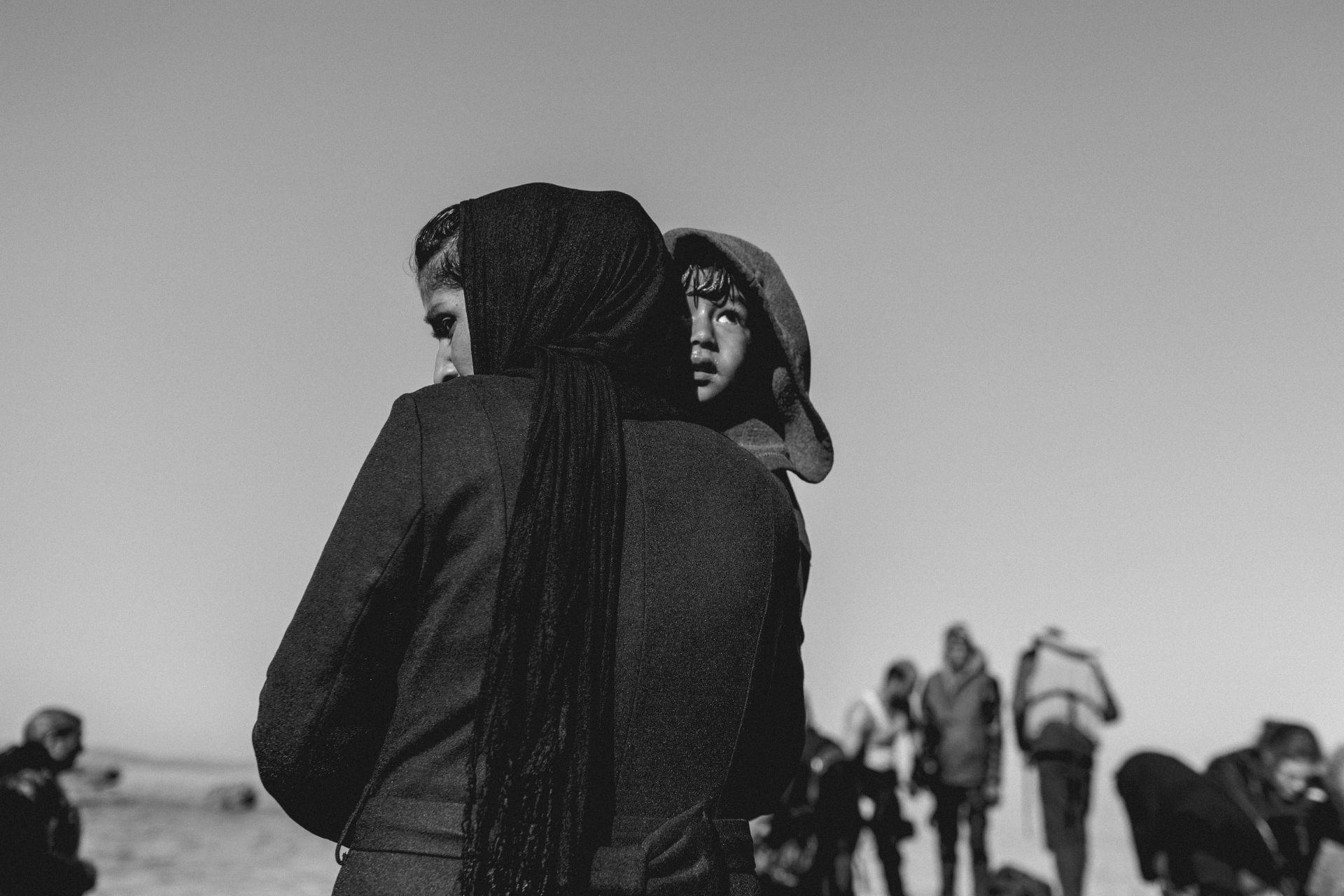 Refugee in Transit - 7