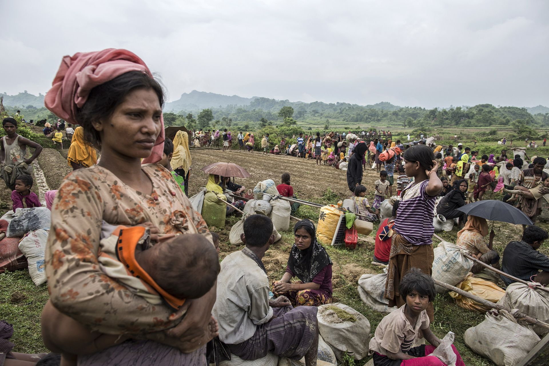 The Rohingya Exodus - 9