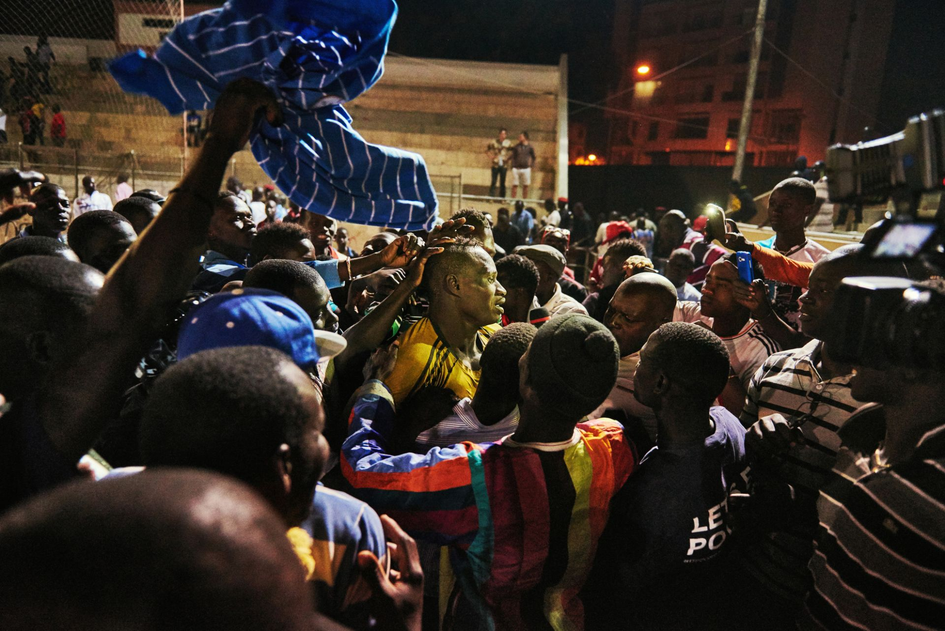 The Gris Gris Wrestlers of Senegal - 9