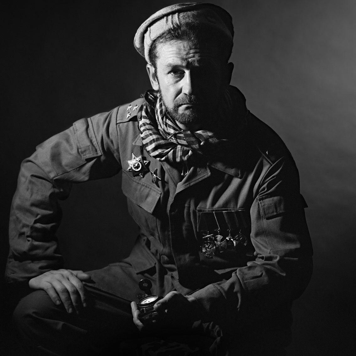 VETERANS OF SPETSNAZ: PORTRAITS OF SECRET SOLDIERS - 1