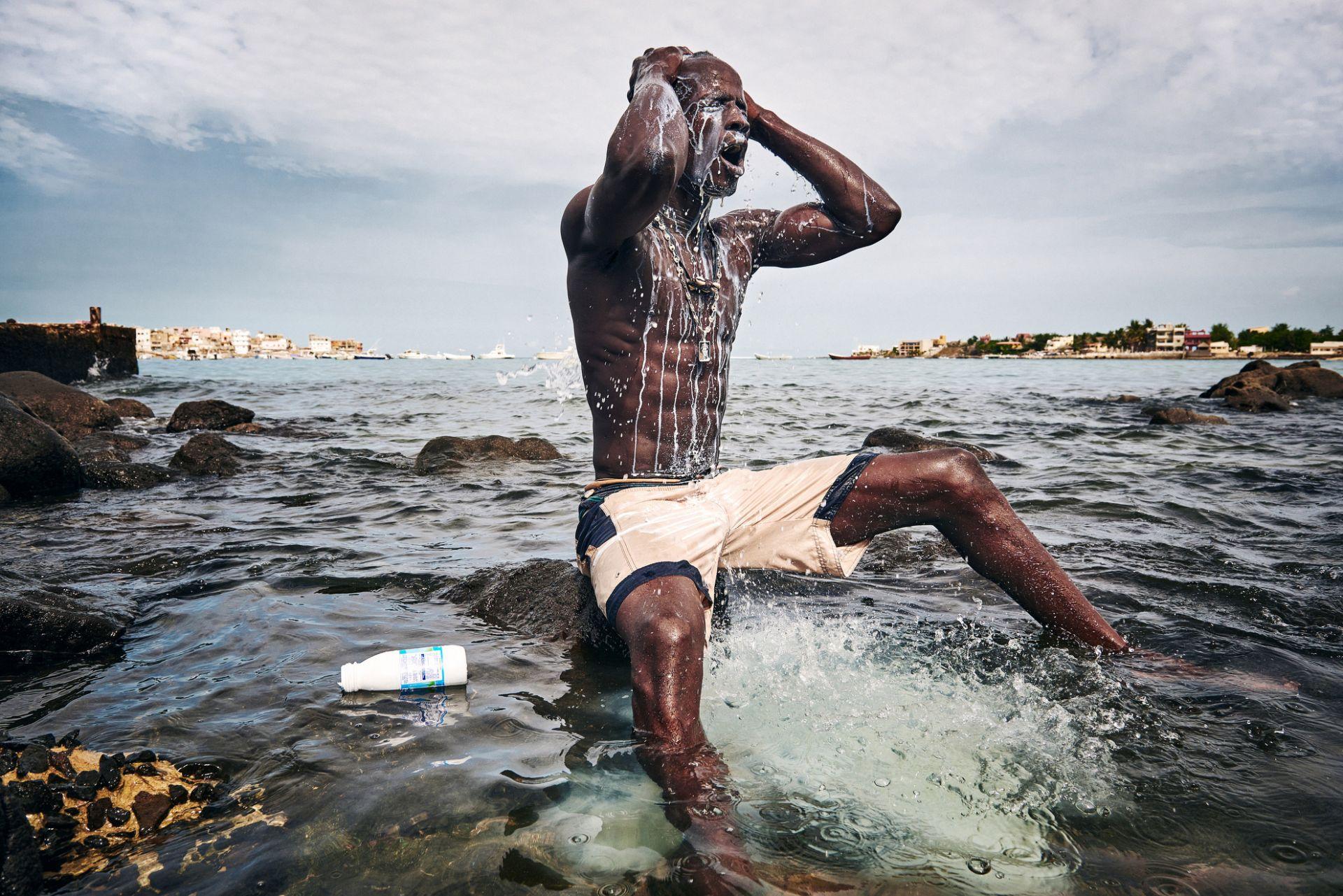 The Gris Gris Wrestlers of Senegal - 3