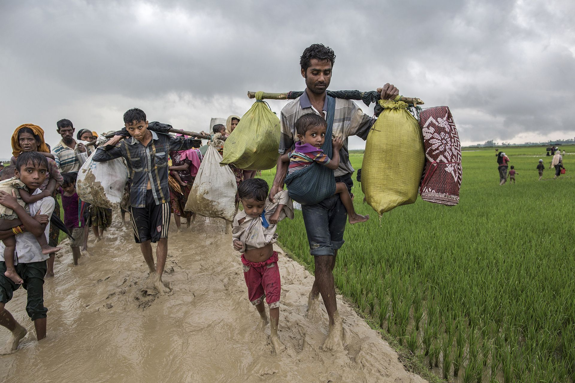 The Rohingya Exodus - 2
