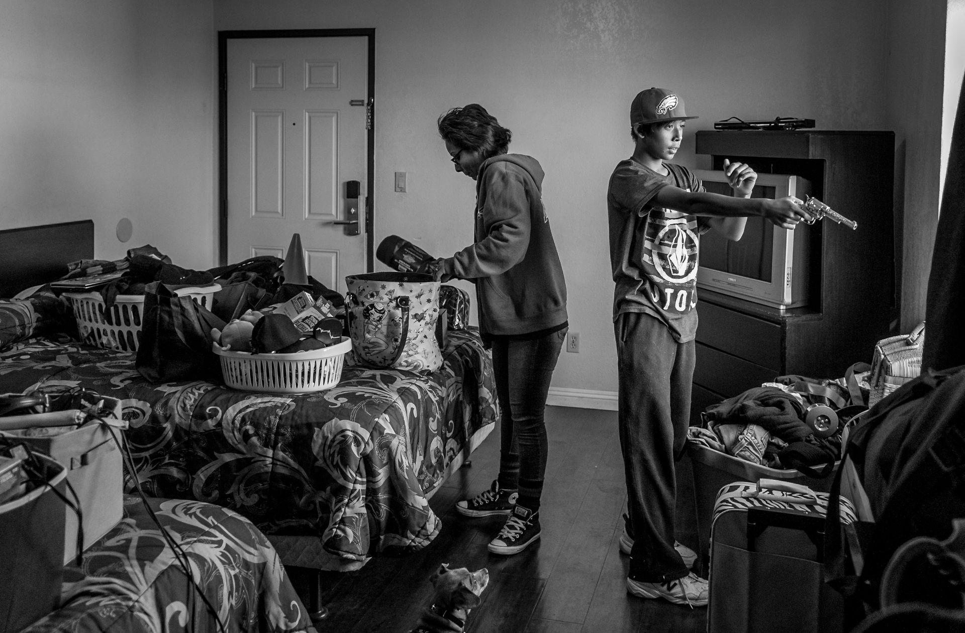 Missing in Action: Homeless Women Veterans - 8