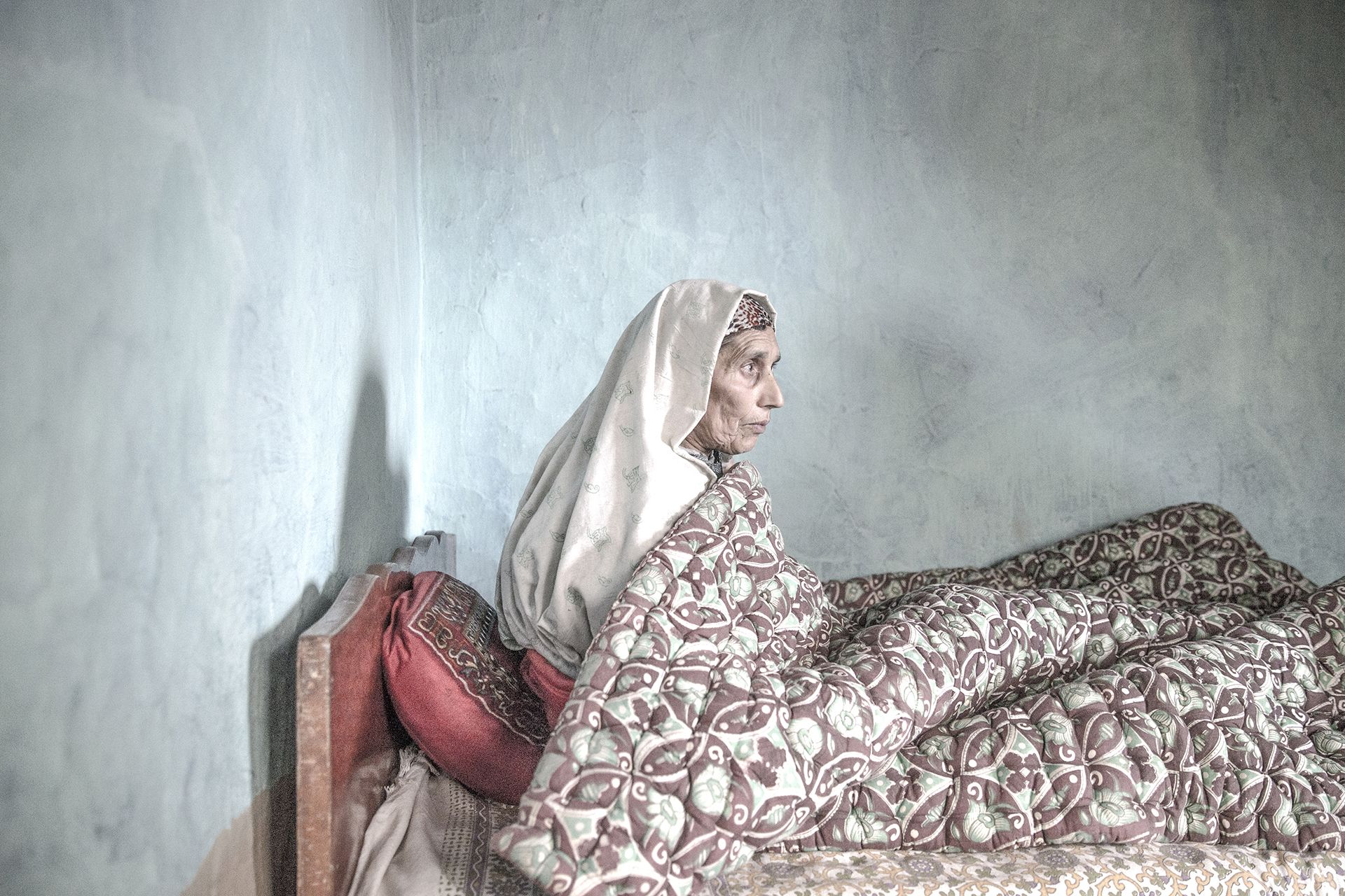 Waiting in Limbo: Kashmir's Half-widows - 1