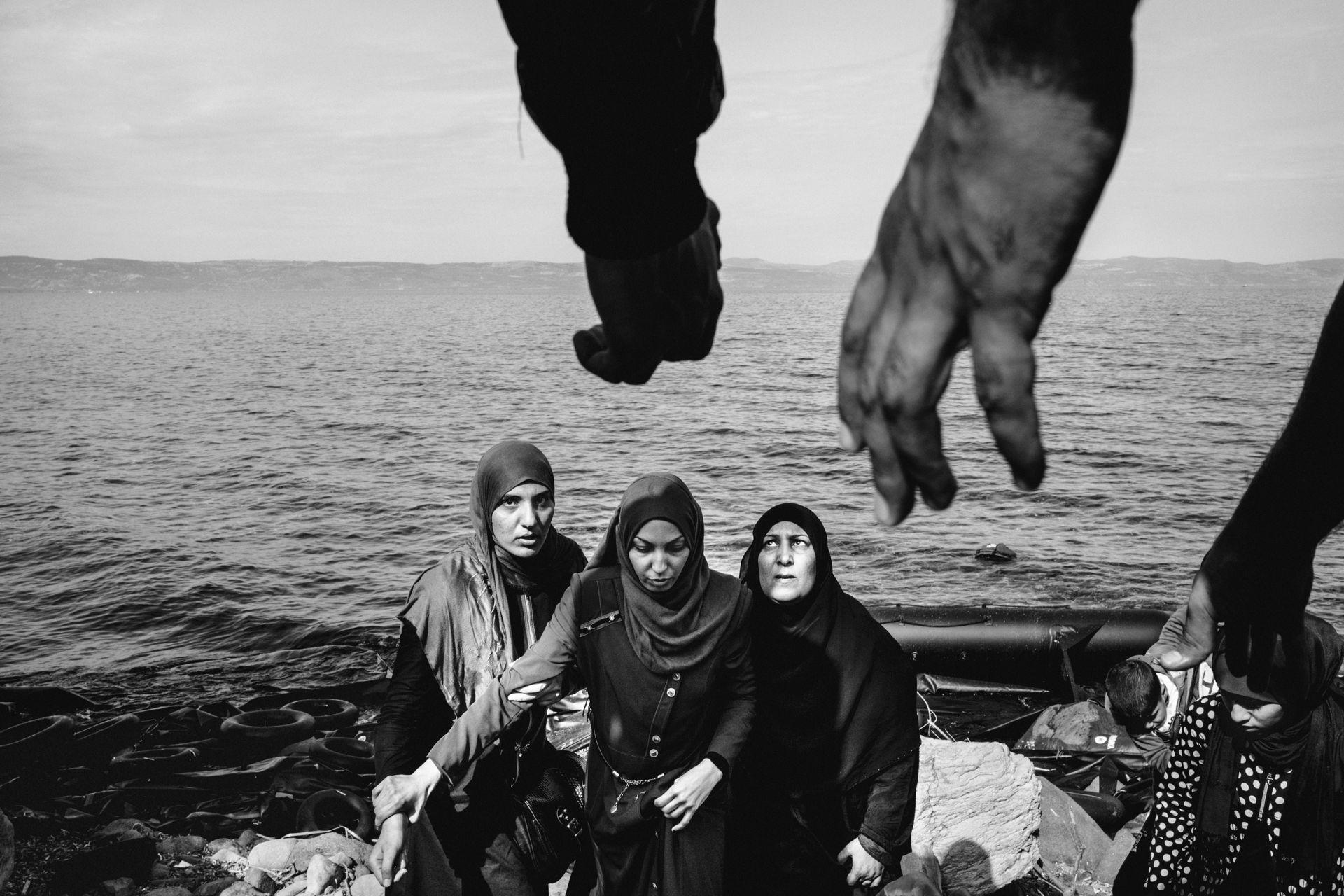 Refugee in Transit - 3