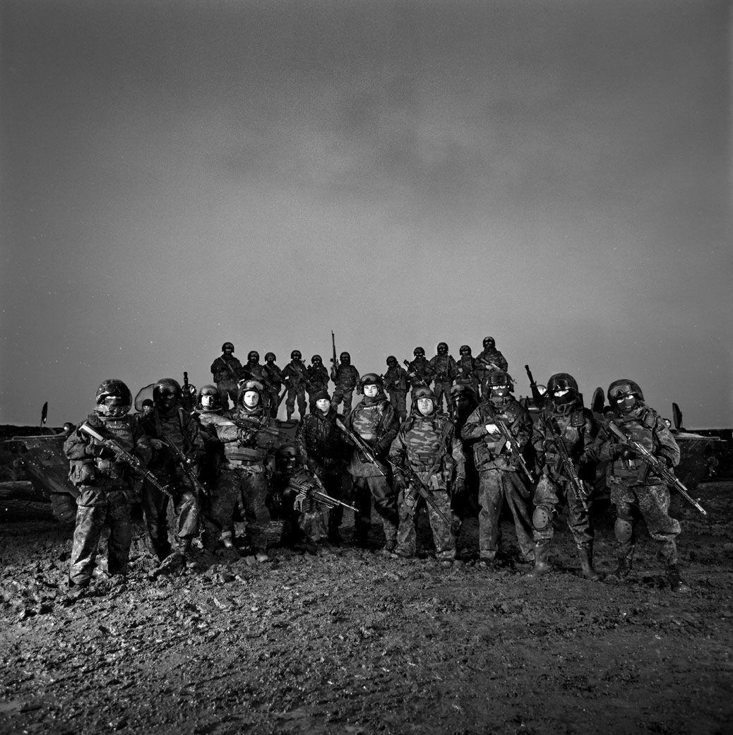 VETERANS OF SPETSNAZ: PORTRAITS OF SECRET SOLDIERS - 9