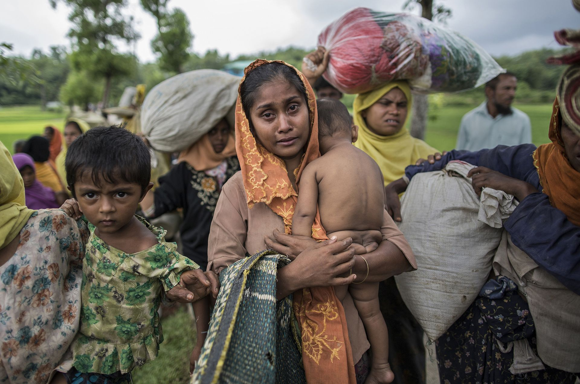 The Rohingya Exodus - 3