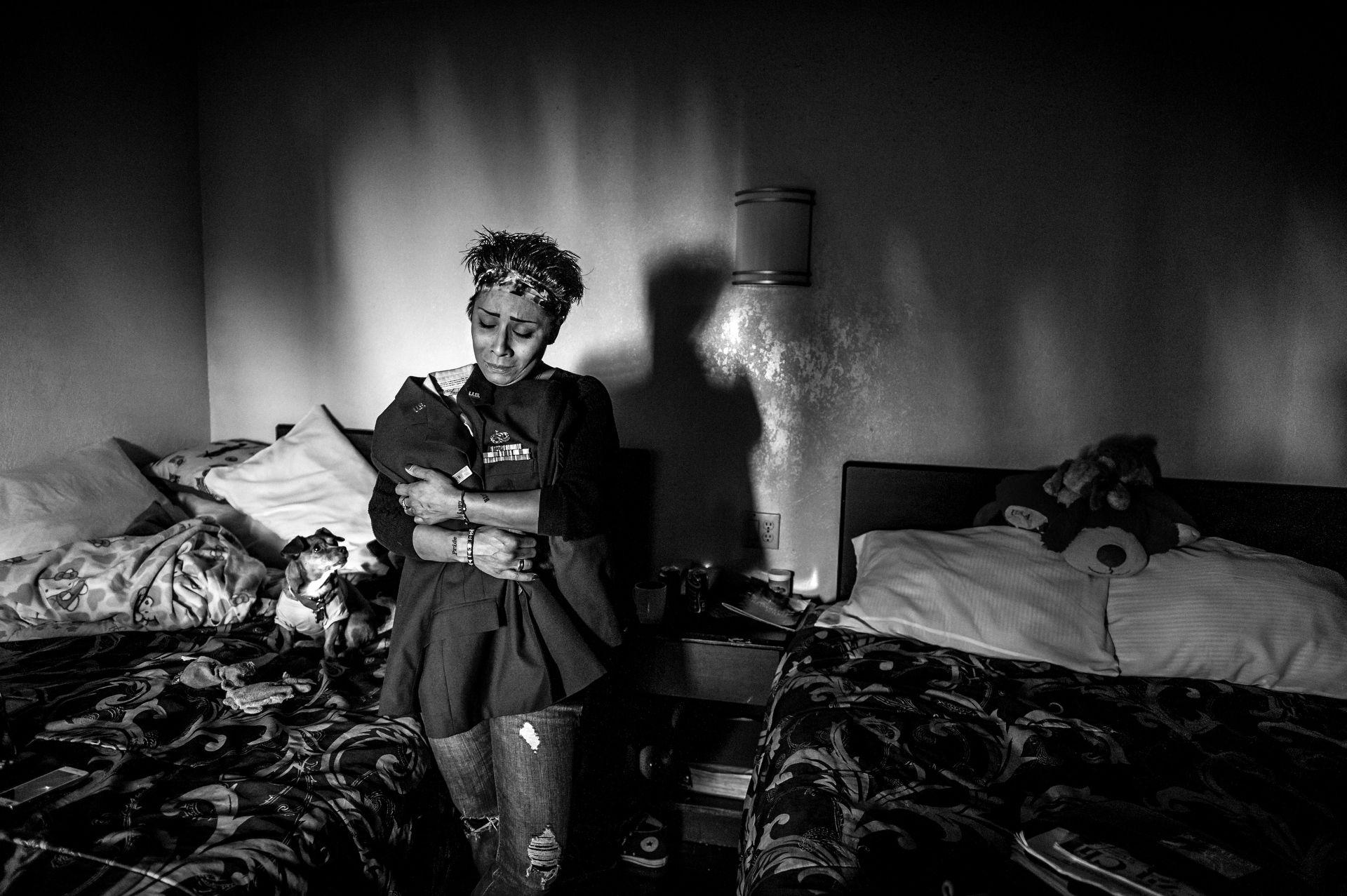 Missing in Action: Homeless Women Veterans - 9