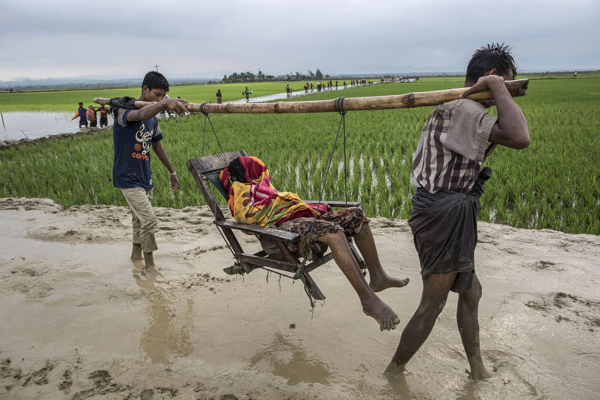 The Rohingya Exodus - 8