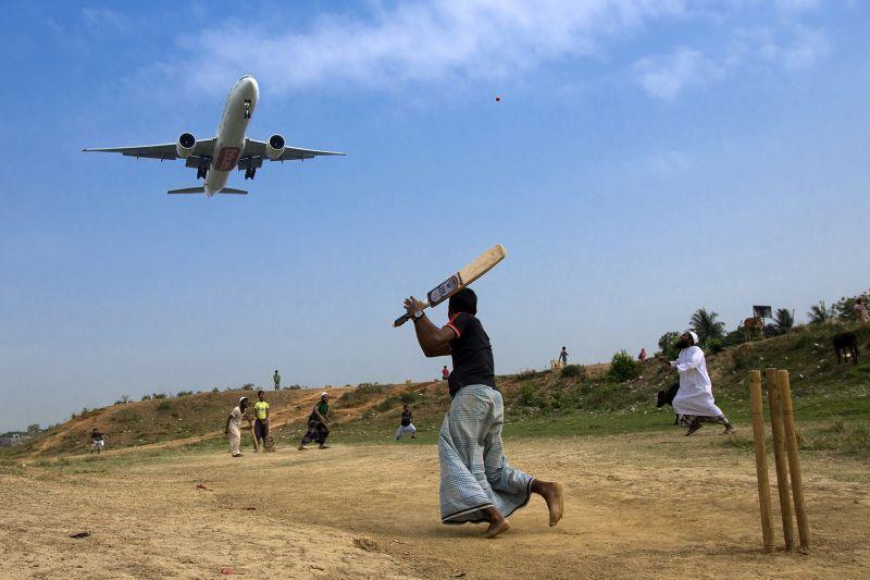 Runway cricket