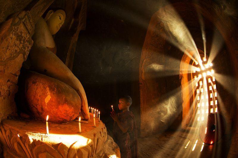 Praying 6