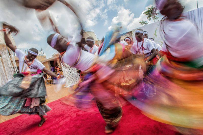 Nigerian dance