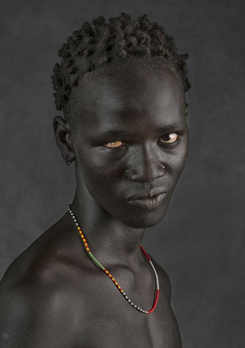 Black tigger
